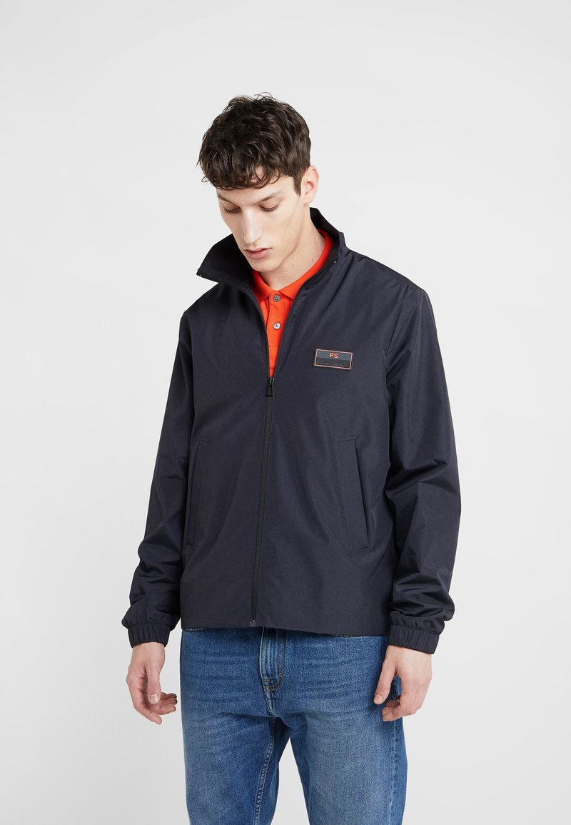 PS Paul Smith - TRACK JACKET - Tunn jacka - dark navy