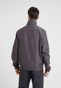 PS Paul Smith - TRACK JACKET - Kevyt takki - anthracite - 2