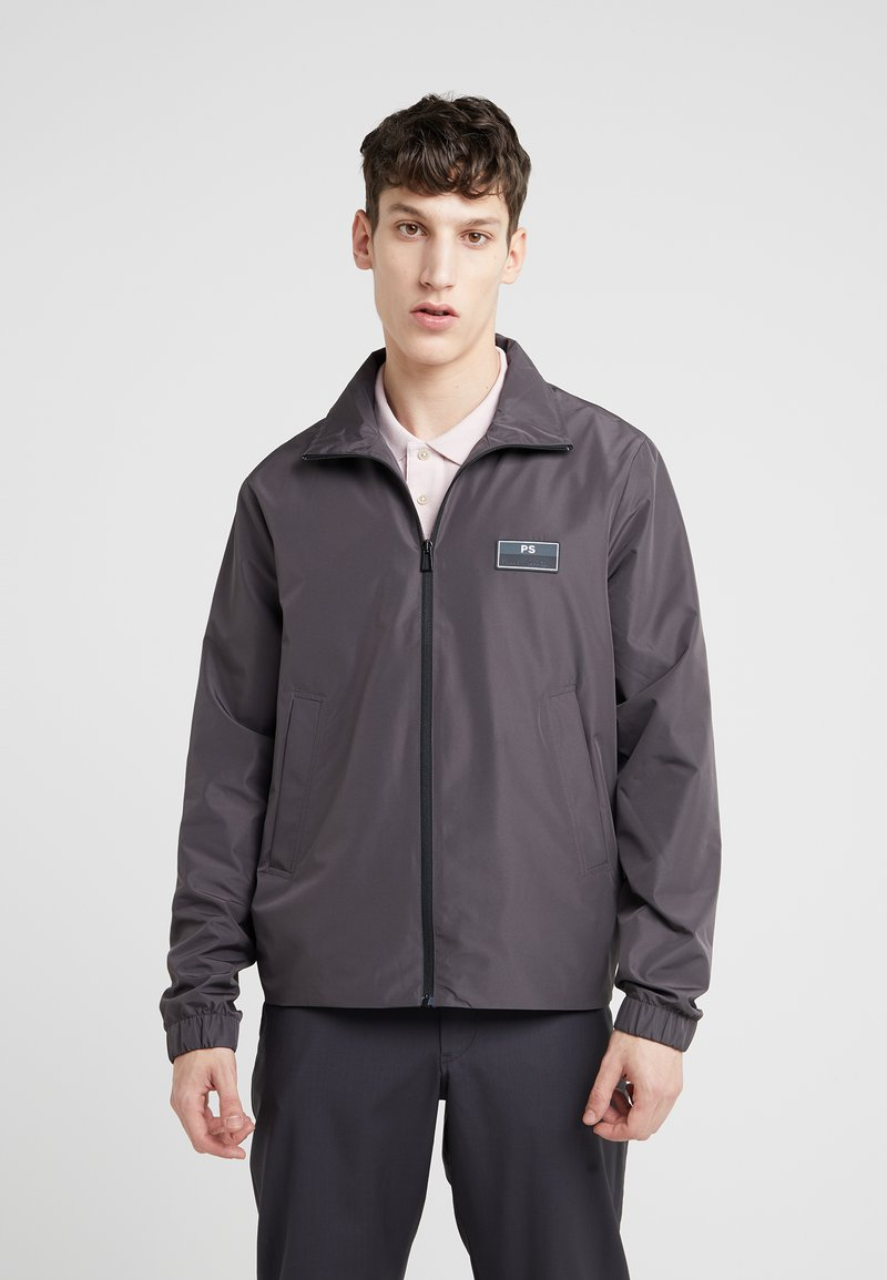 PS Paul Smith - TRACK JACKET - Kevyt takki - anthracite