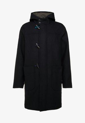 DUFFLE COAT - Wollmantel/klassischer Mantel - black
