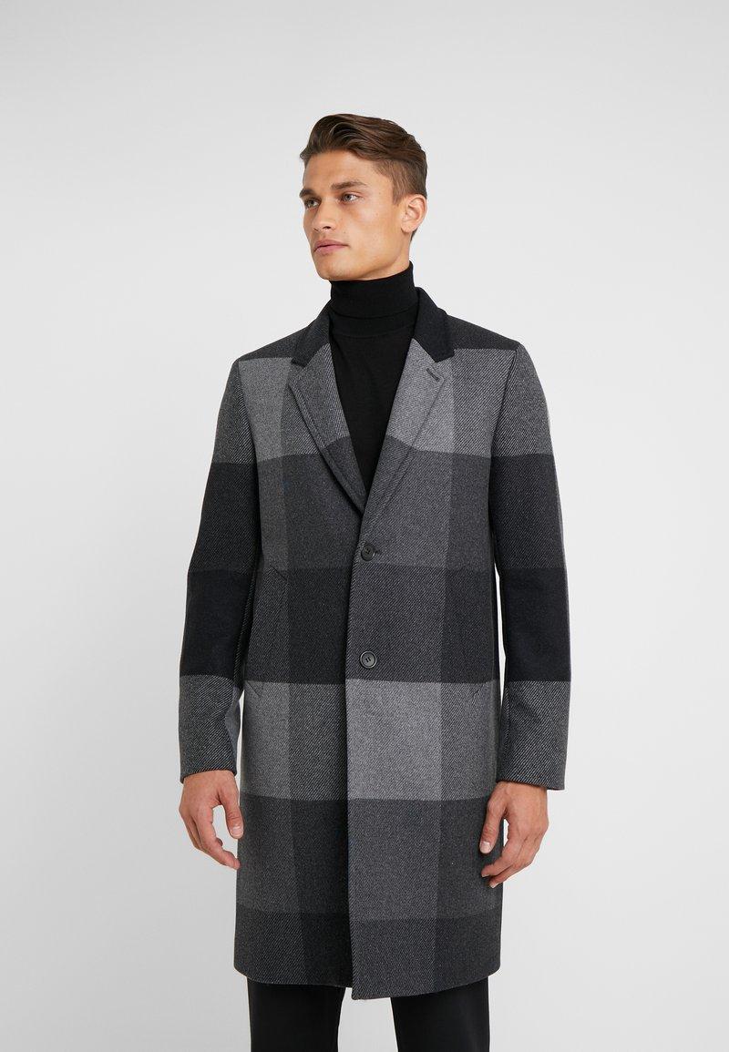 PS Paul Smith - COAT FULLY LINED - Kåpe / frakk - grey