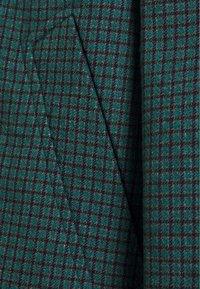 PS Paul Smith - Classic coat - teal - 3