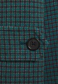 PS Paul Smith - Classic coat - teal - 2