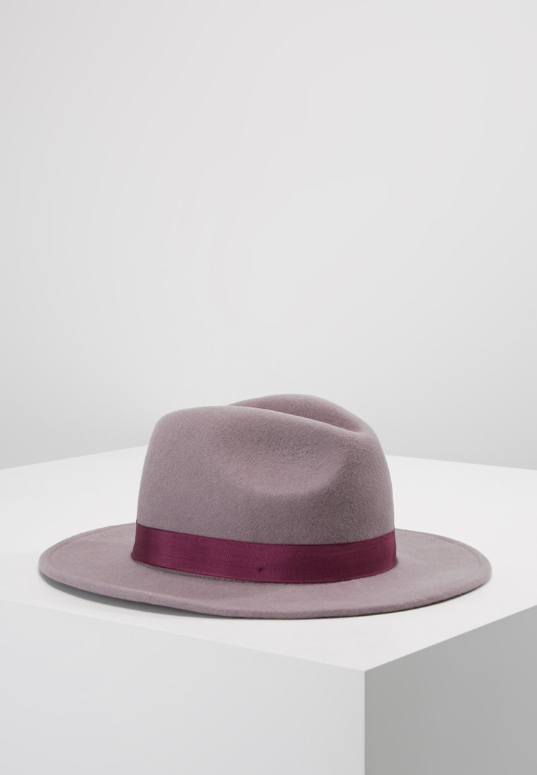 Paul Smith - WOMEN SWIRL FEDORA - Klobouk - mauv