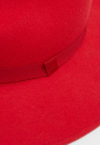PS Paul Smith - WOMEN HAT LINED FEDORA - Hut - red - 5