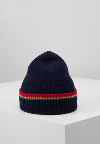 PS Paul Smith - WOMEN HAT SIGNATURE - Czapka - navy - 1