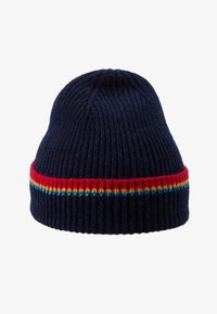 PS Paul Smith - WOMEN HAT SIGNATURE - Czapka - navy - 2