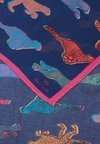 PS Paul Smith - WOMEN SCARF LIVE FASTER - Écharpe - navy
