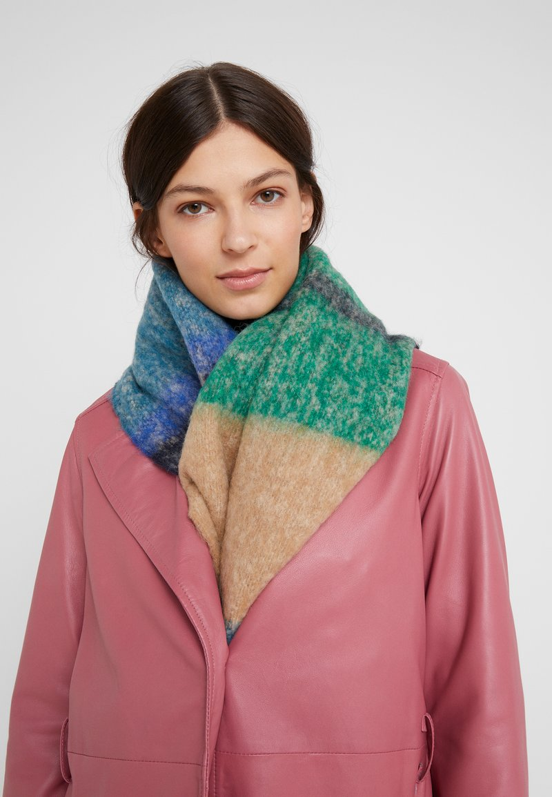PS Paul Smith - SCARF - Scarf - blue