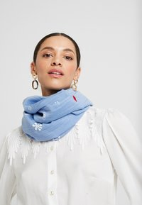 PS Paul Smith - WOMEN SCARF GALAXY - Scarf - light blue - 0