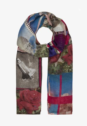 WOMEN SCARF SPACE - Scarf - multi