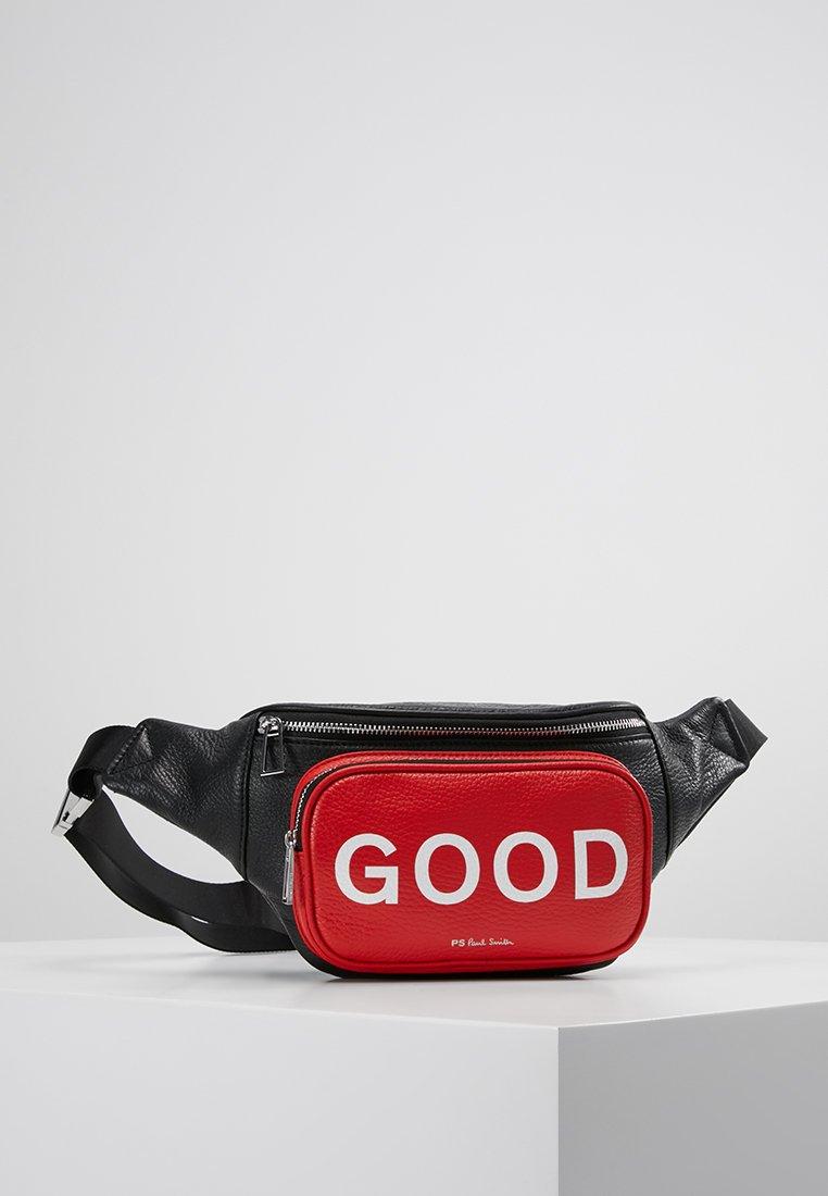 PS Paul Smith - BAG SLING GOOD - Bum bag - black