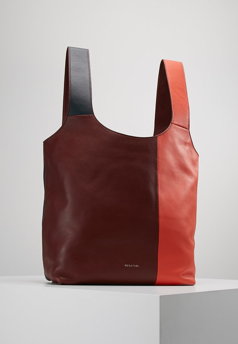 PS Paul Smith - BAG - Shoppingväska - brick