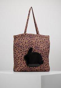 PS Paul Smith - WOMEN BAG PACK RABBIT - Tote bag - leo print/black rabbit - 2