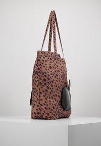 PS Paul Smith - WOMEN BAG PACK RABBIT - Tote bag - leo print/black rabbit - 3