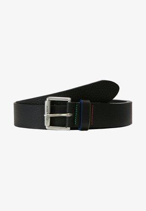 BELT CLASSIC - Pásek - black