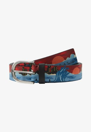 MEN BELT DINO - Gürtel - mulicolor
