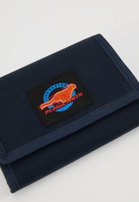 PS Paul Smith - WALLET LIVE FASTER - Lompakko - navy - 2