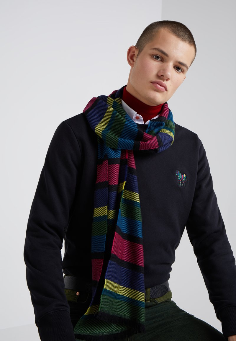 PS Paul Smith - CITY SCARF - Bufanda - multicolor