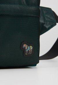 PS Paul Smith - BAG ZEBRA - Bum bag - petrol - 7