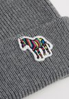 PS Paul Smith - HAT ZEBRA BEANIE - Čepice - slate