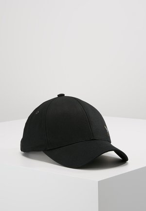 MEN CAP ZEBRA - Caps - black