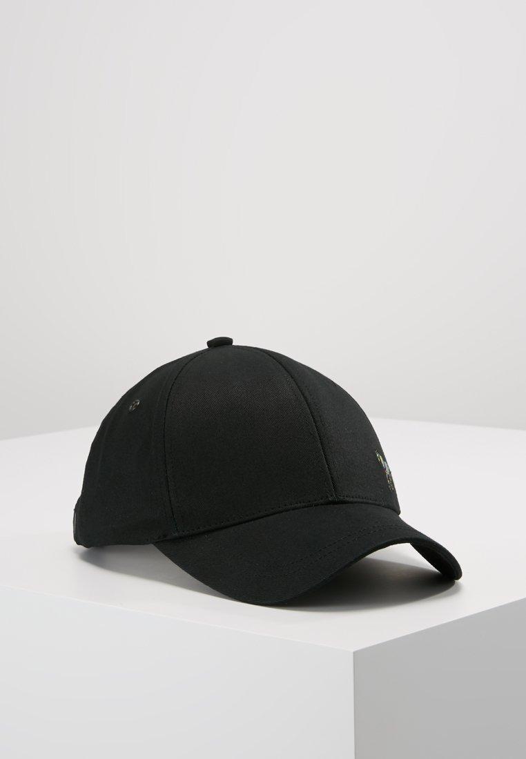 PS Paul Smith - MEN CAP ZEBRA - Cap - black