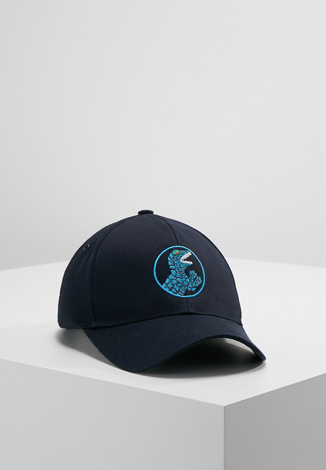 MEN BASEBALL DINO - Cap - navy