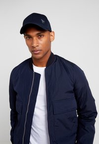 PS Paul Smith - BASIC BASEBALL CAP - Keps - dark blue - 1