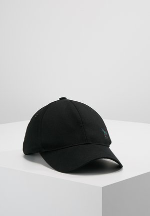 BASIC BASEBALL CAP - Lippalakki - black