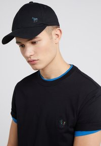 PS Paul Smith - BASIC BASEBALL CAP - Cappellino - black - 1