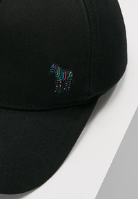PS Paul Smith - BASIC BASEBALL CAP - Cappellino - black - 5