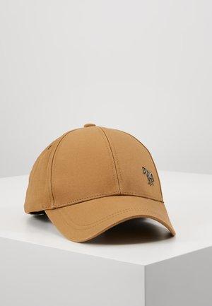 ZEBRA BASEBALL - Cap - camel