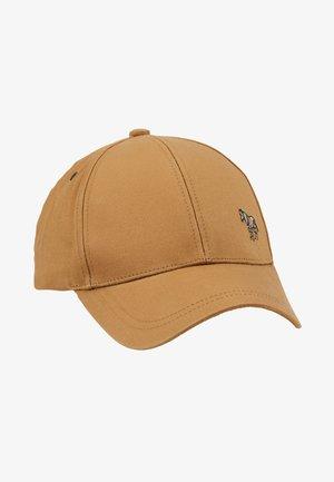 ZEBRA BASEBALL - Caps - camel
