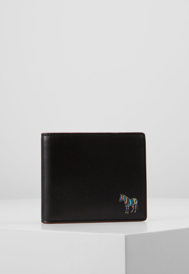 PS Paul Smith - WALLET COIN ZEBRA - Geldbörse - black