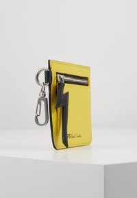 PS Paul Smith - EXCLUSIVE MONKEY ZIP WALLET - Peněženka - black - 4
