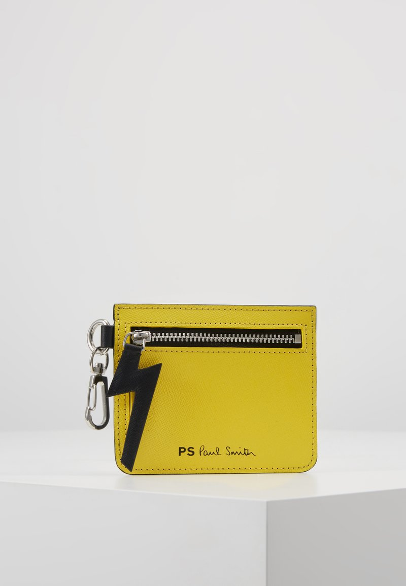 PS Paul Smith - EXCLUSIVE MONKEY ZIP WALLET - Peněženka - black