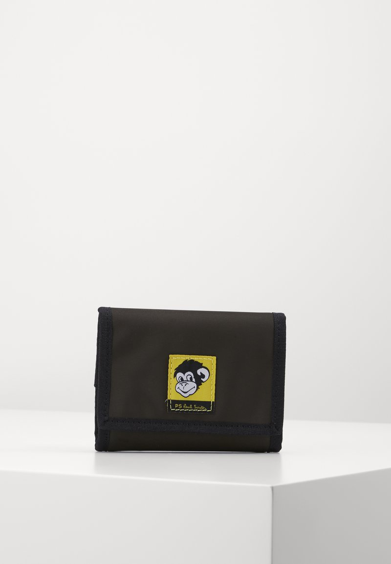PS Paul Smith - EXCLUSIVE MONKEY CORNER ZIP - Geldbörse - black