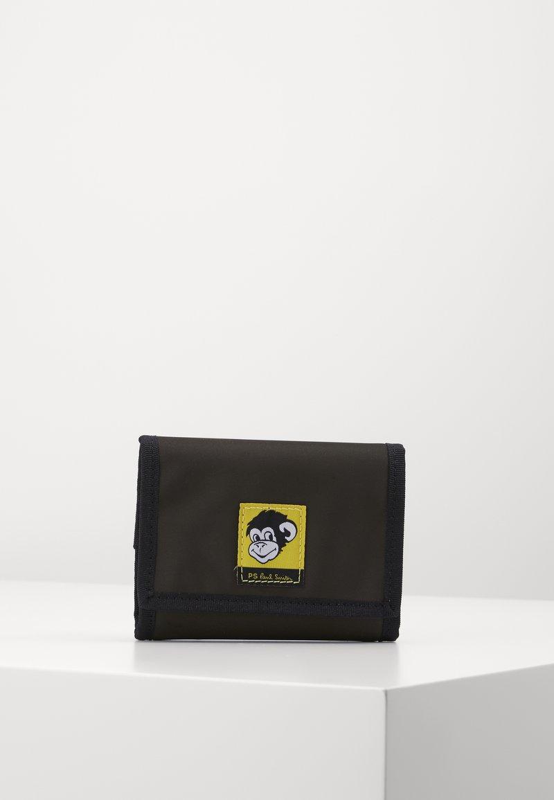 PS Paul Smith - EXCLUSIVE MONKEY CORNER ZIP - Peněženka - black