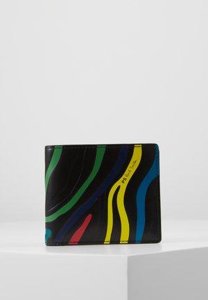 WALLET COIN ZEBRA - Peněženka - black