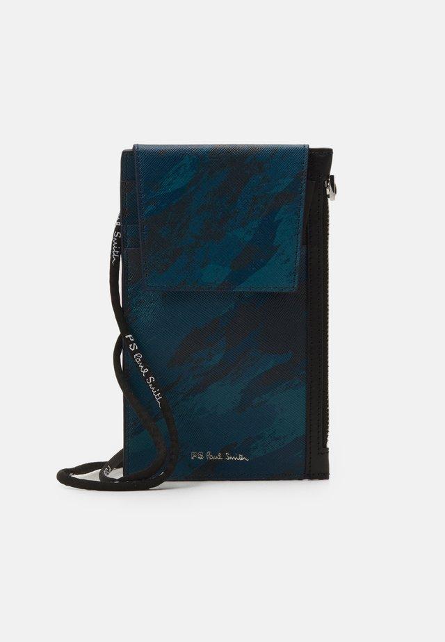 NECK WALLET - Geldbörse - blue