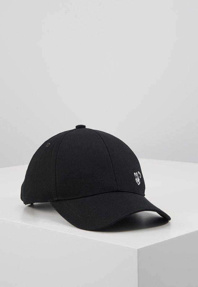 EXCLUSIVE MONKEY CAP - Lippalakki - black