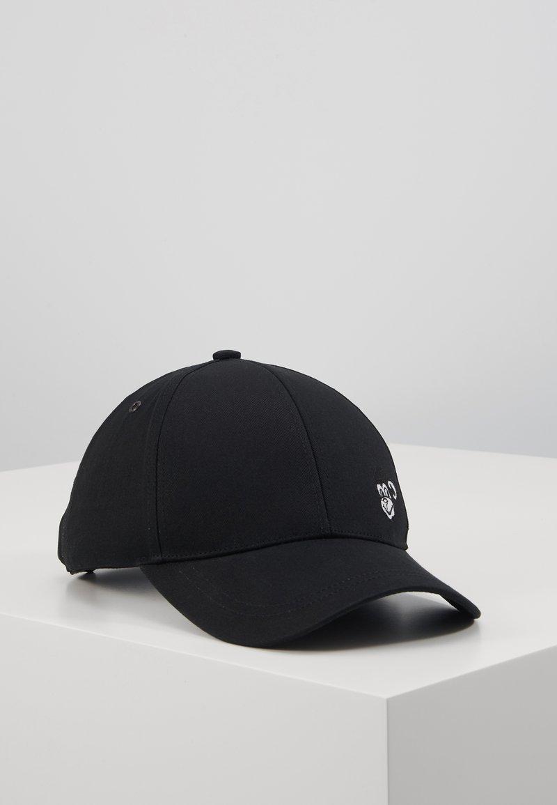 PS Paul Smith - EXCLUSIVE MONKEY CAP - Cap - black