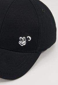 PS Paul Smith - EXCLUSIVE MONKEY CAP - Cap - black - 2