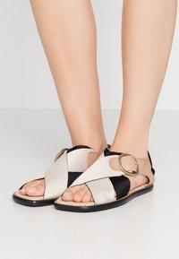 Paul Smith - ARROW - Sandals - offwhite - 0