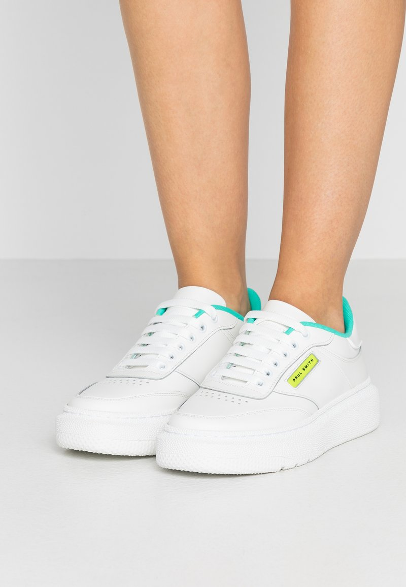 Paul Smith - HACKNEY - Trainers - white