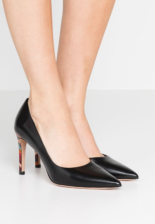 ANNETE - High heels - black