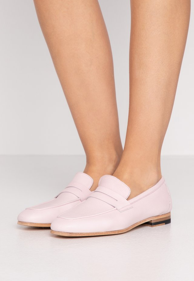 GLYNN - Loaferit/pistokkaat - powder pink