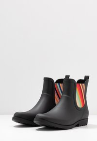 Paul Smith - EXCLUSIVE RAINBOOTIE - Wellies - black - 4