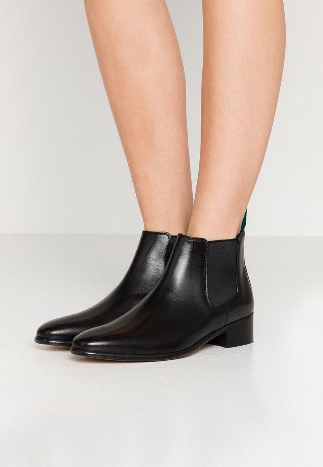 JACKSON - Korte laarzen - black